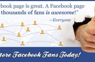 How to get more Facebook fans?