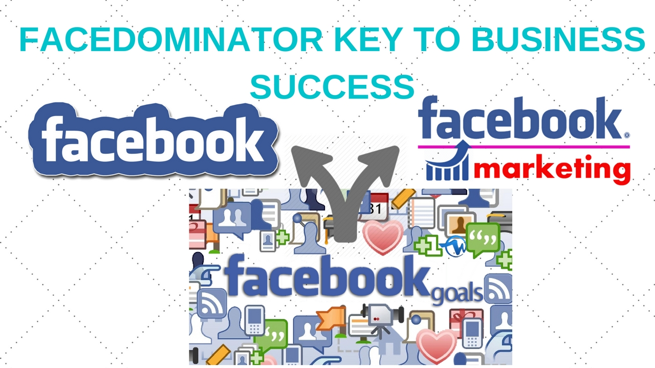 FaceDominatpr Key To Business Sucess