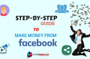 Making Money from facebook